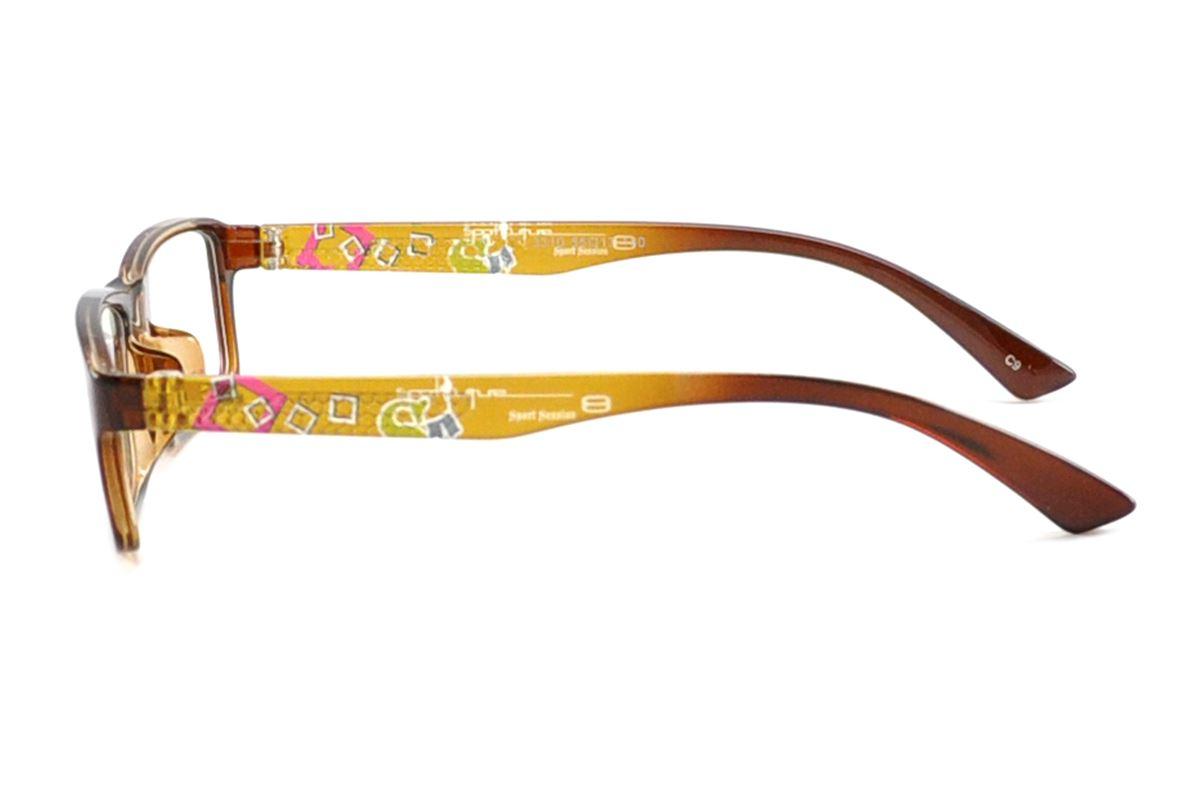 严选流行TR眼镜框 3310-BO3