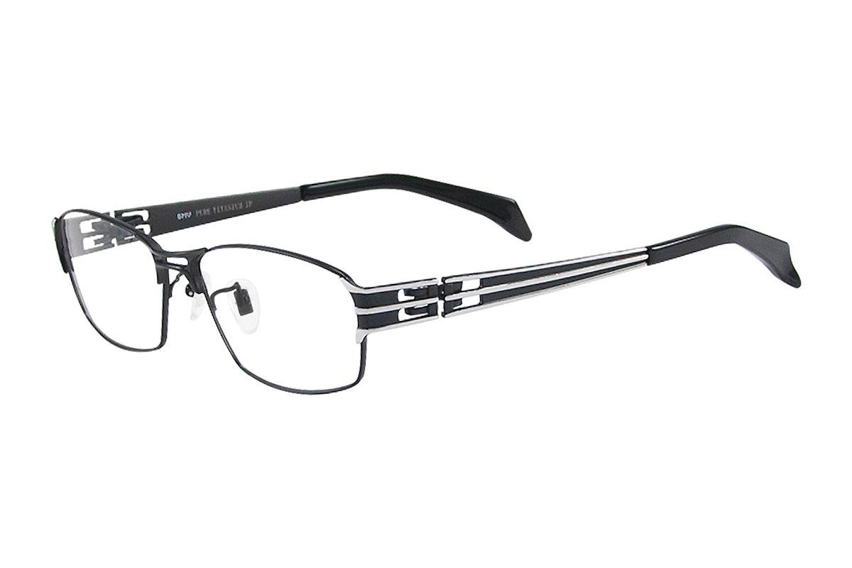 严选高质感纯钛眼镜 11341-BA1