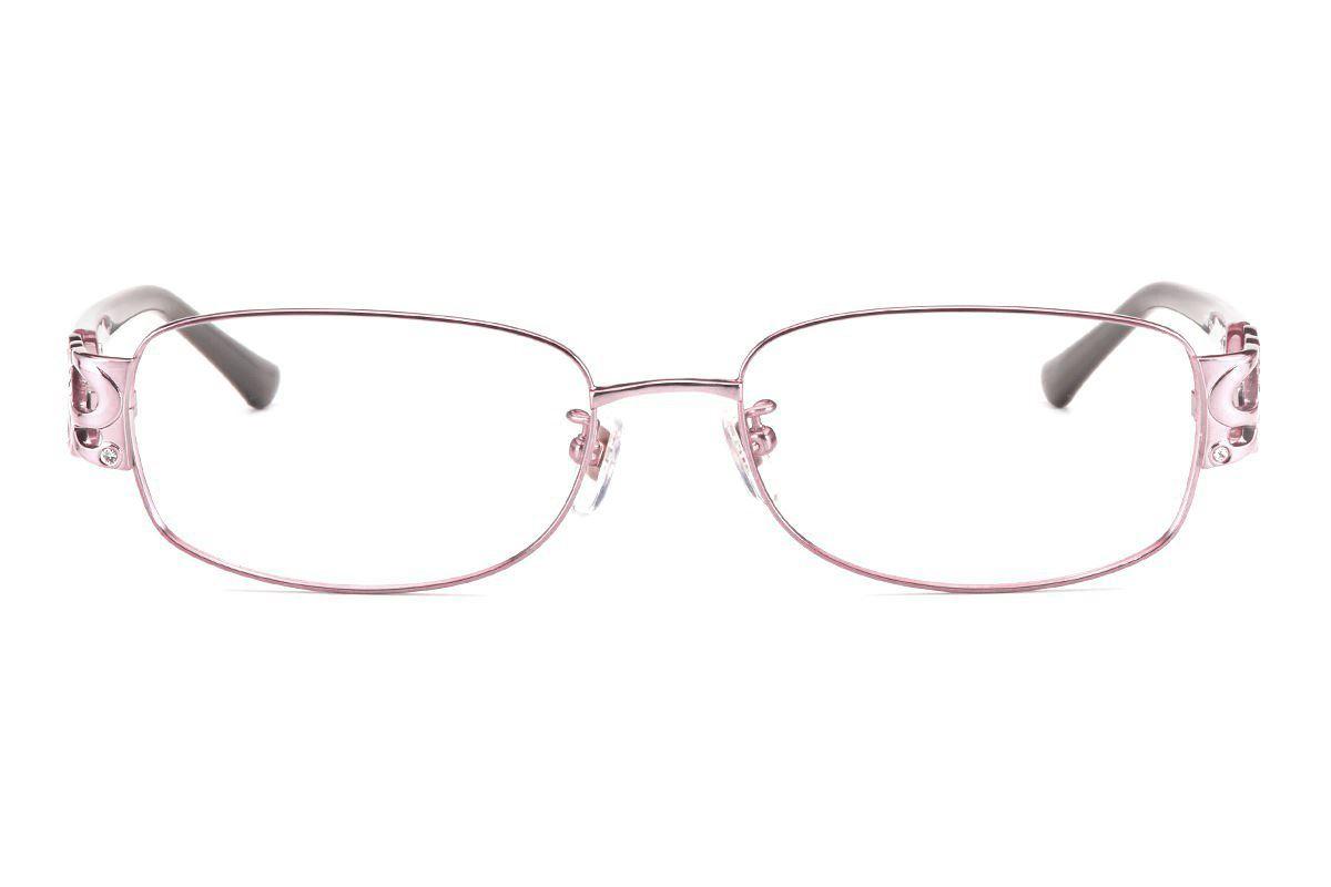 嚴選高質感純鈦眼鏡 11359-PI2