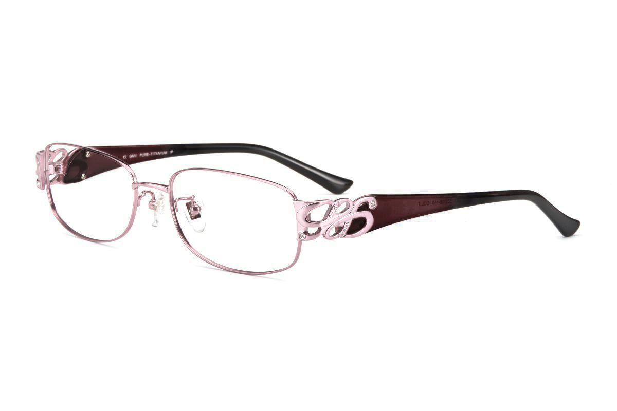 嚴選高質感純鈦眼鏡 11359-PI1
