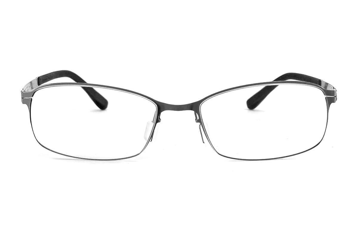 严选日制薄刚眼镜 FX2S-1503-BA2