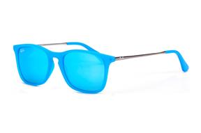 太陽眼鏡-Ray Ban 兒童炫彩墨鏡 RJ9061S-BU