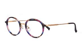 眼镜镜框-严选复合质感眼镜 FL3458-PU