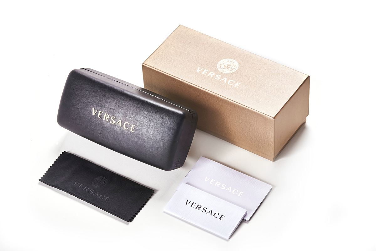 Versace 水銀太陽眼鏡 VE4296A-BA4