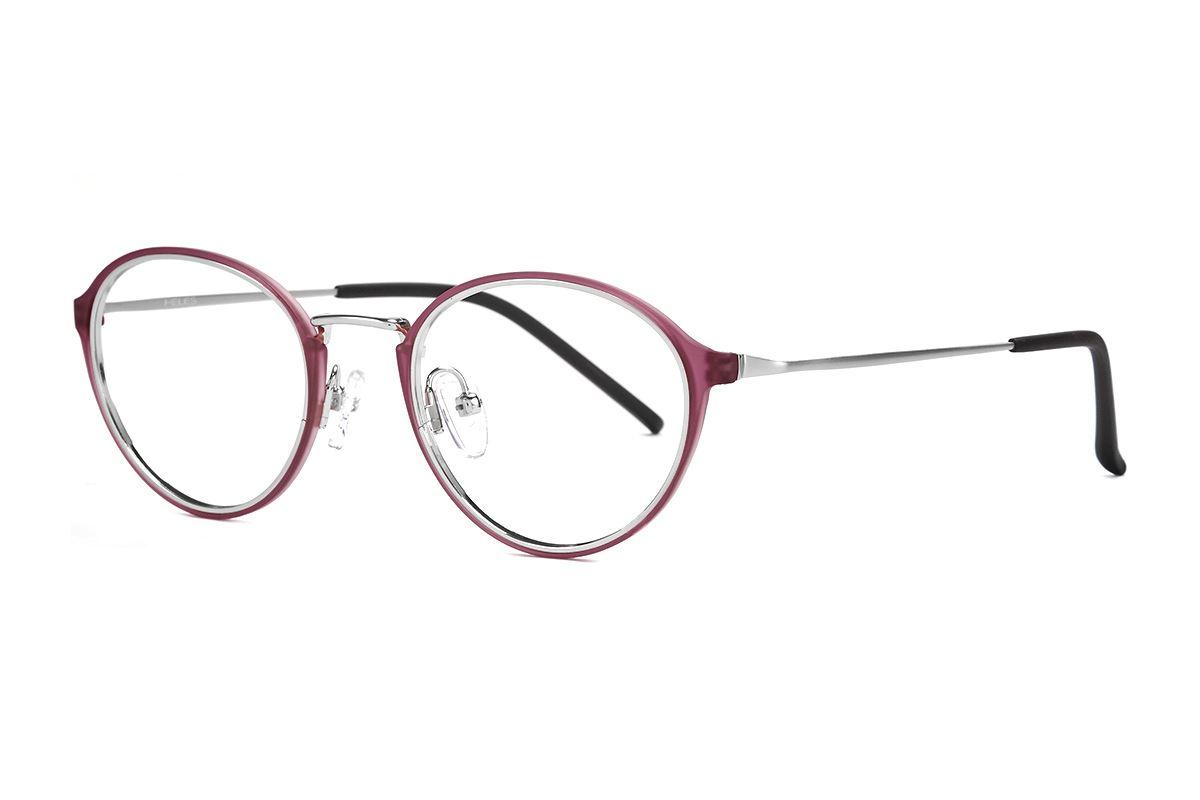 嚴選質感眼鏡 H1037-PU1