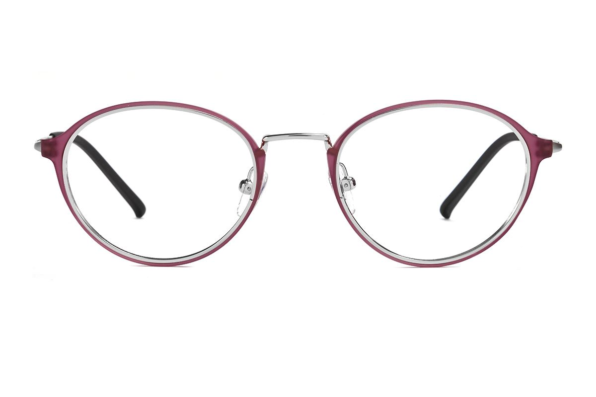 嚴選質感眼鏡 H1037-PU2