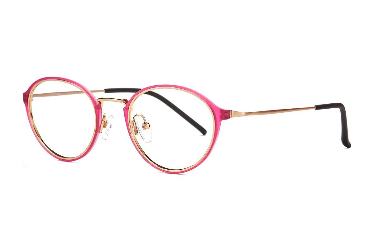 嚴選質感眼鏡 H1037-PI1