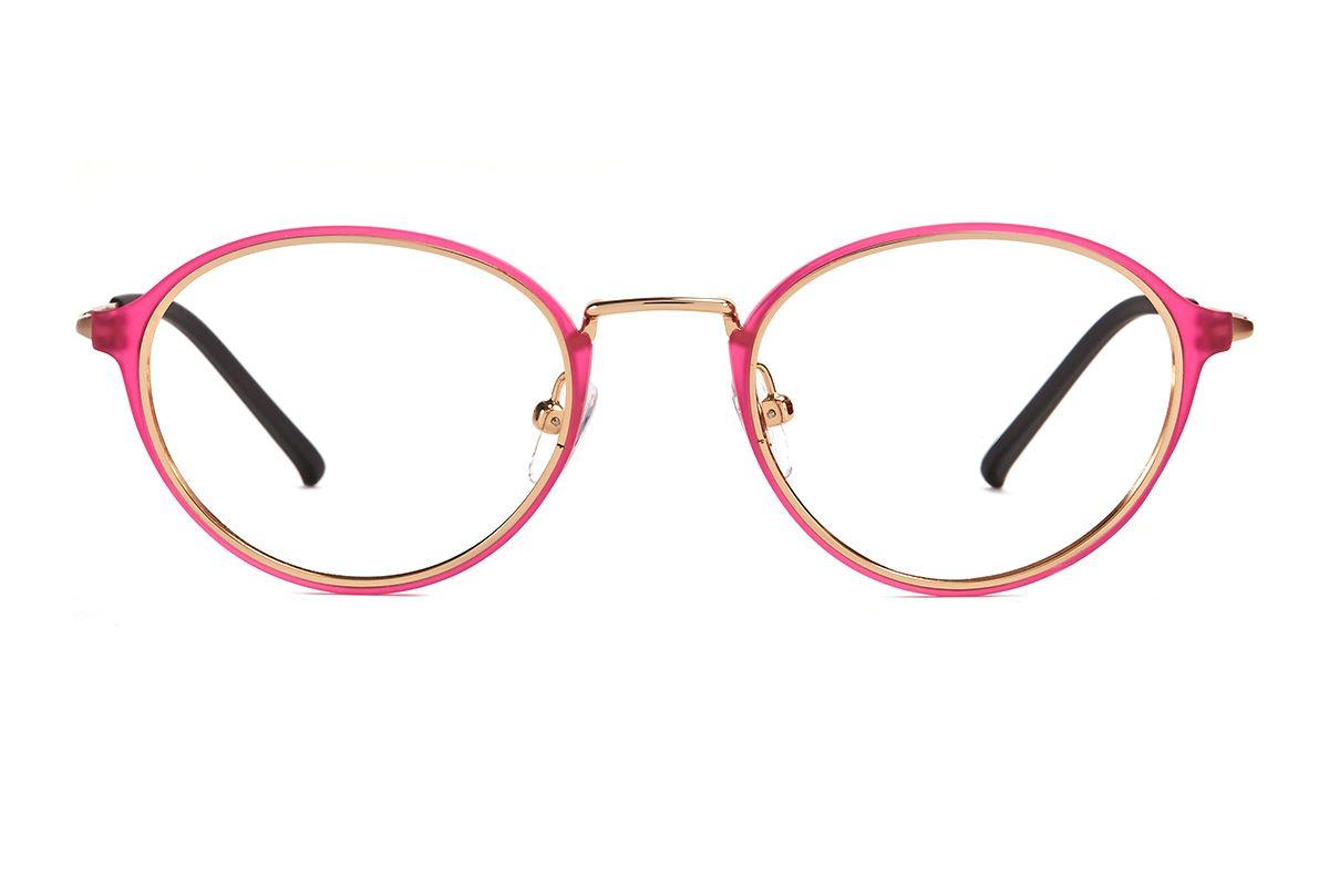 嚴選質感眼鏡 H1037-PI2