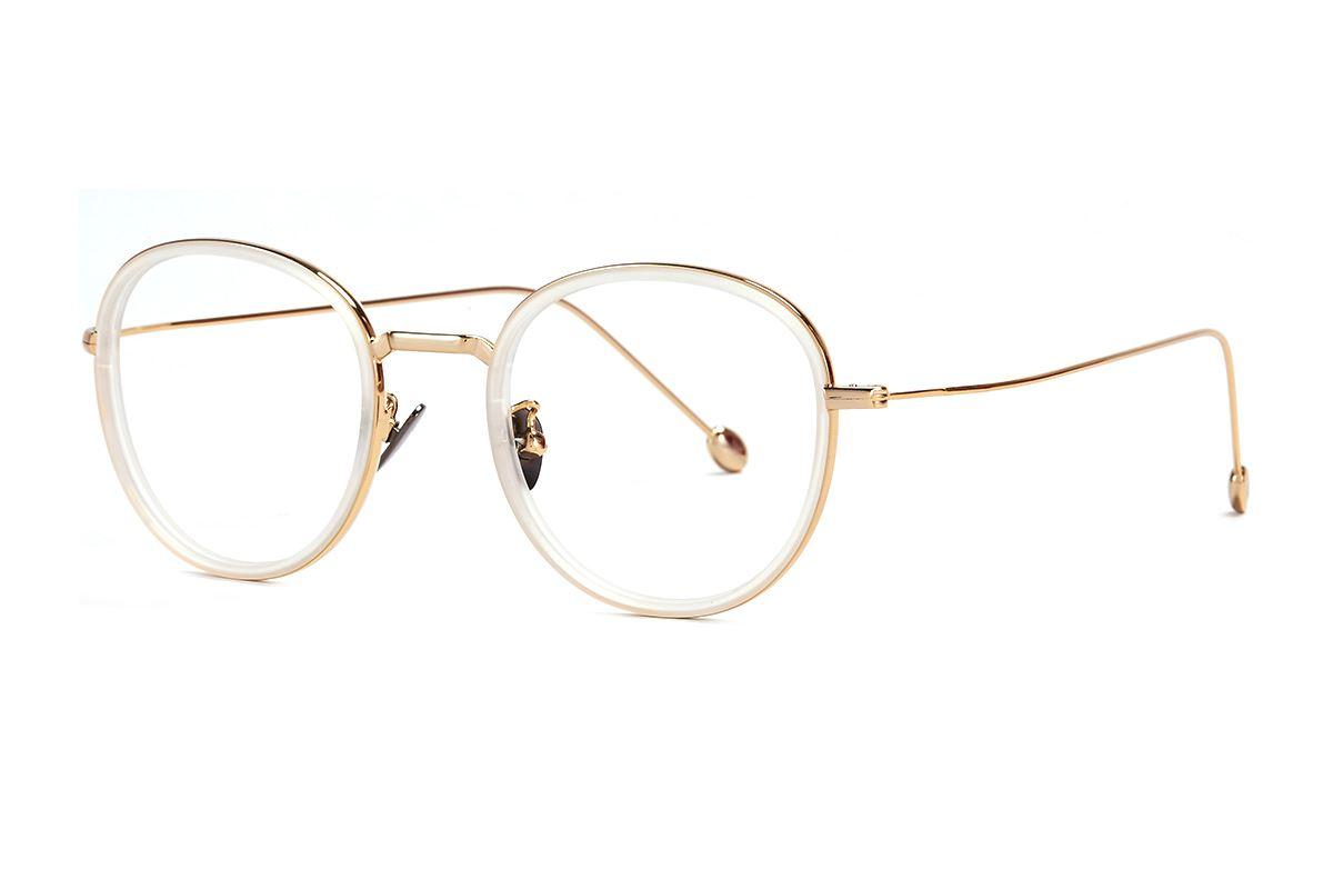 嚴選質感透明眼鏡 FU3336-TA1