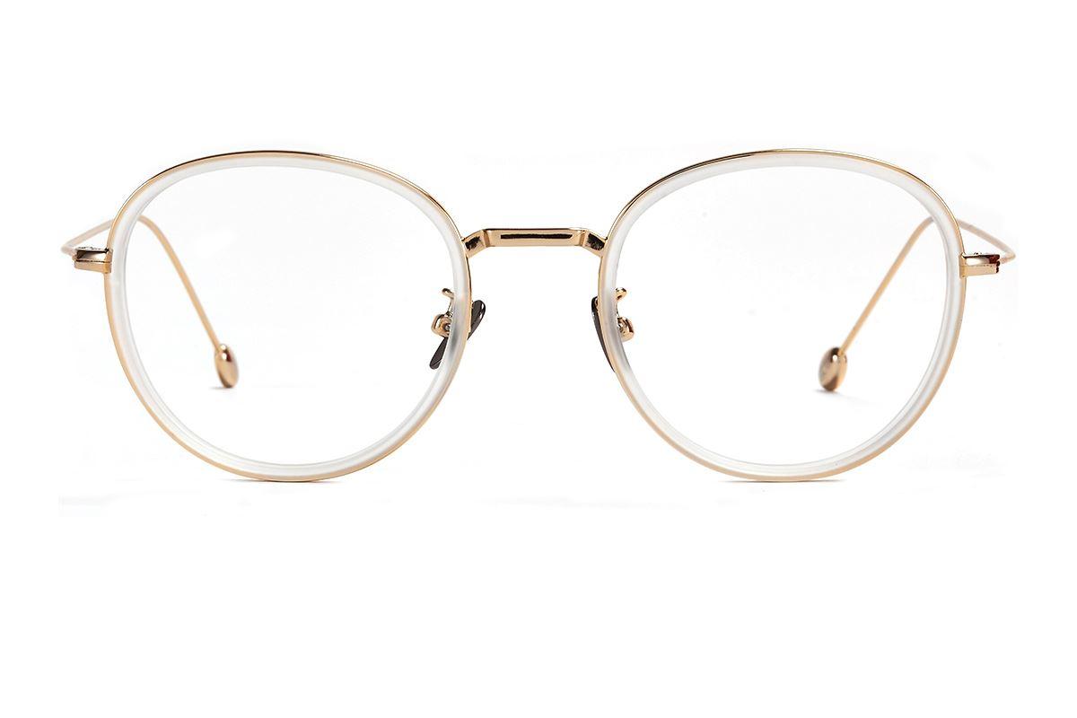 嚴選質感透明眼鏡 FU3336-TA2