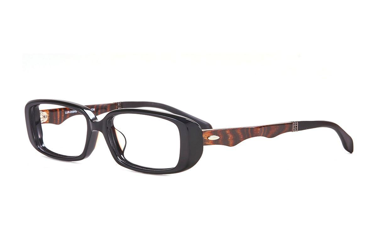 嚴選時尚眼鏡框 FLURD0845-BA1