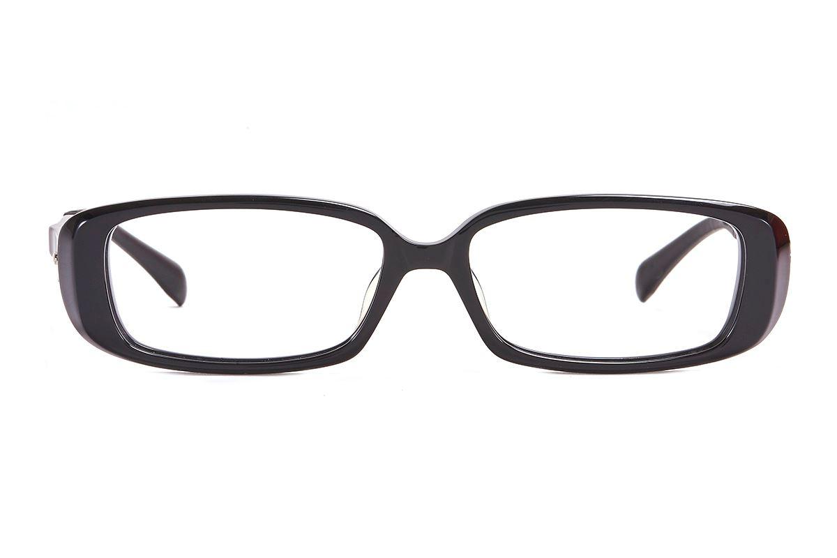嚴選時尚眼鏡框 FLURD0845-BA2