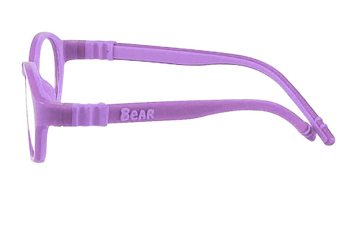 儿童全硅胶双色镜框(B5021紫)3