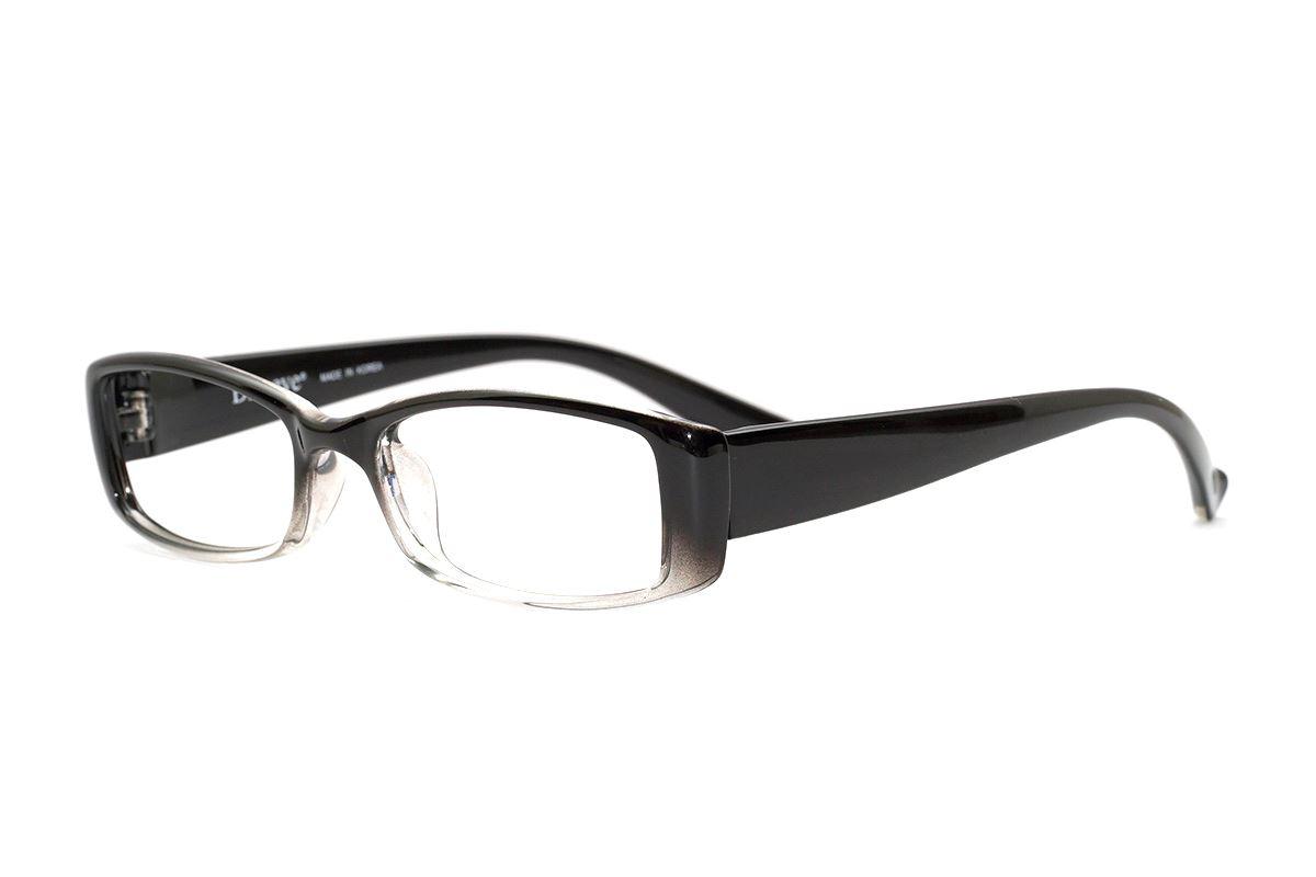 嚴選韓製時尚眼鏡 F755-BA1