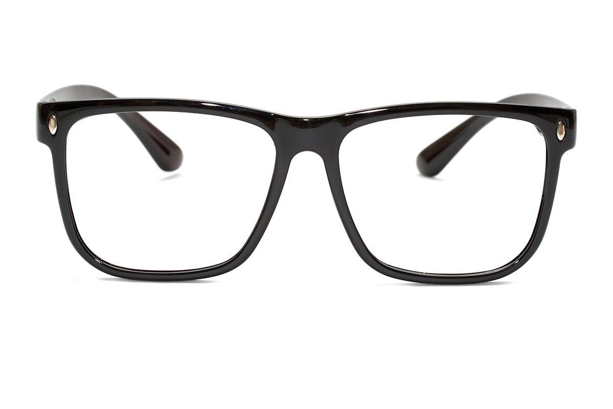 严选韩制时尚眼镜 F2020-BA2