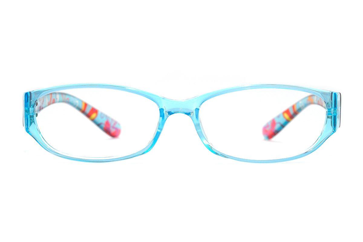 嚴選韓製時尚眼鏡 F0073-BU2