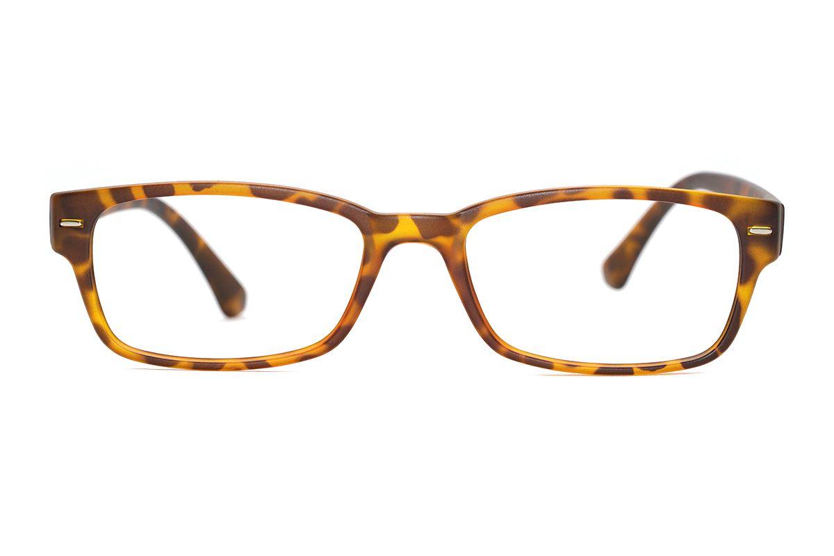 严选韩制时尚眼镜 FW009-2-BO2