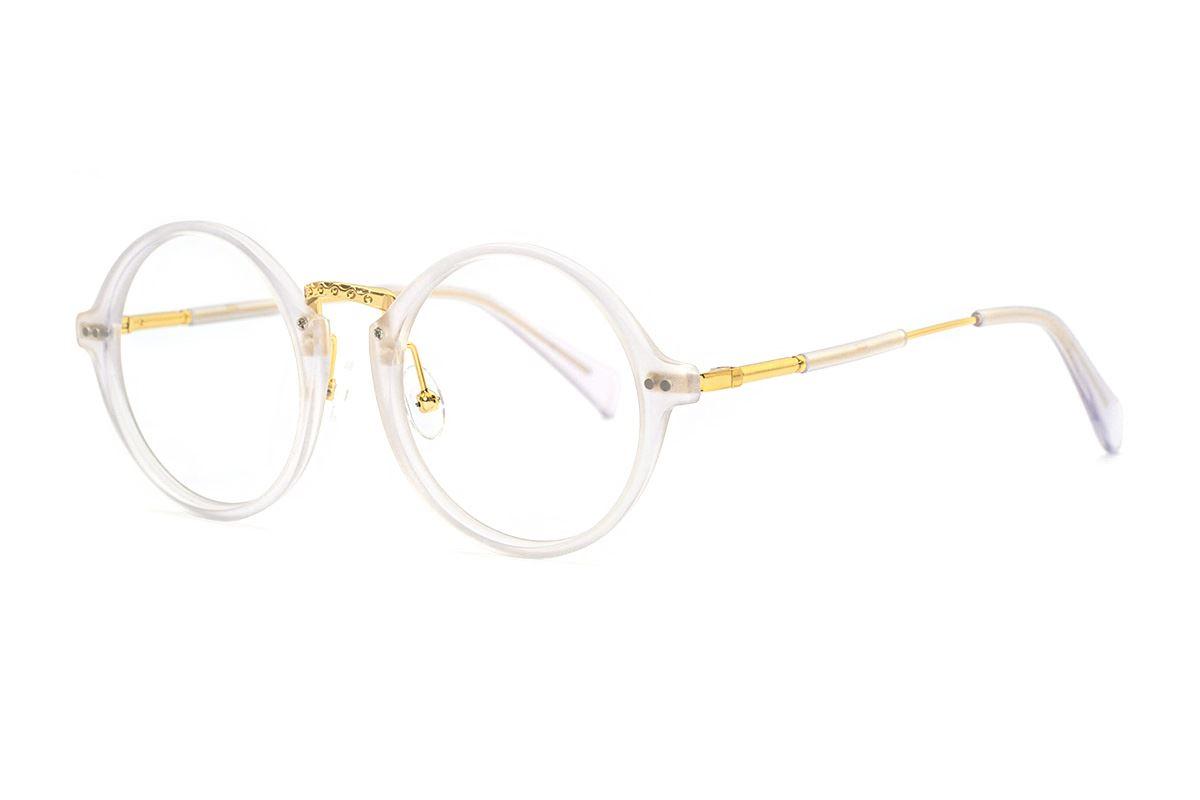 严选复古眼镜 M5035-TA1