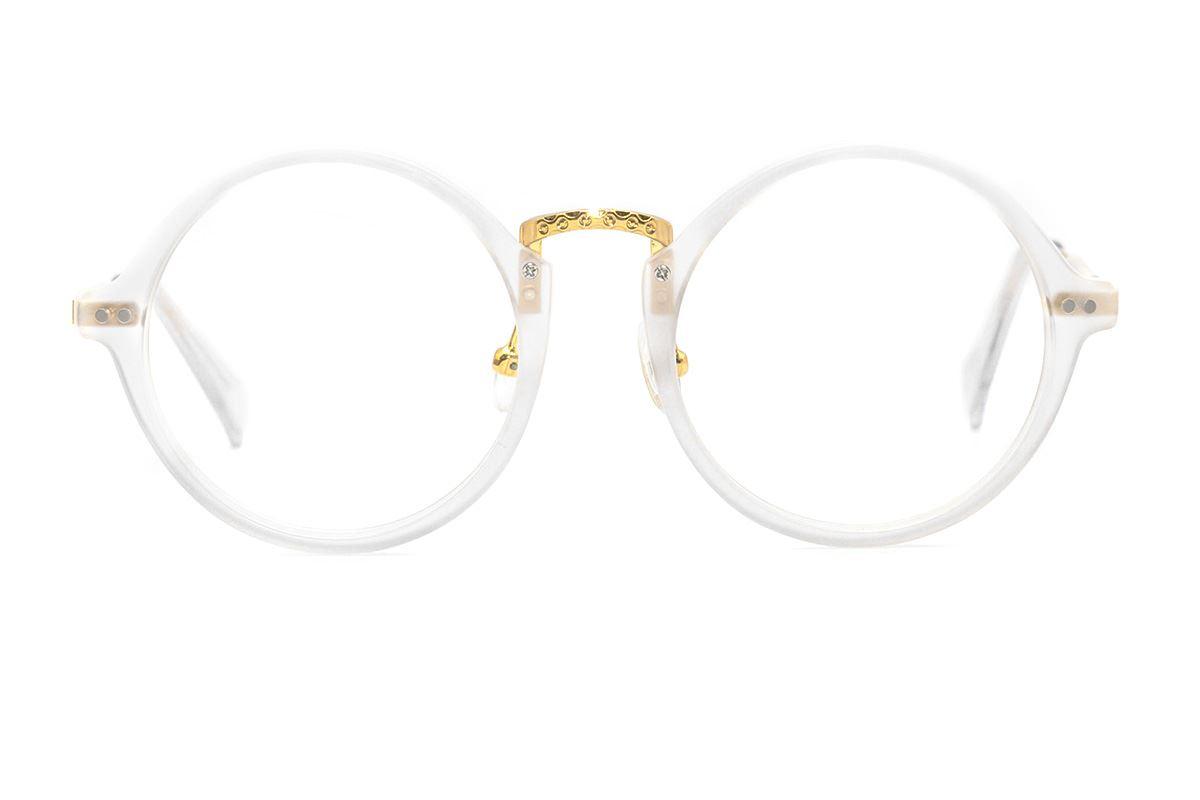 严选复古眼镜 M5035-TA2