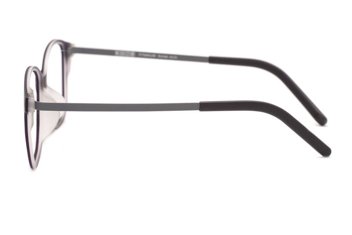 嚴選高質感彈性鈦鏡框 H8033-PU3