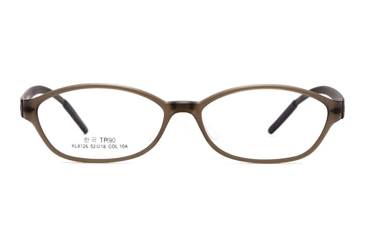 嚴選極輕眼鏡框 KL8126-GU2