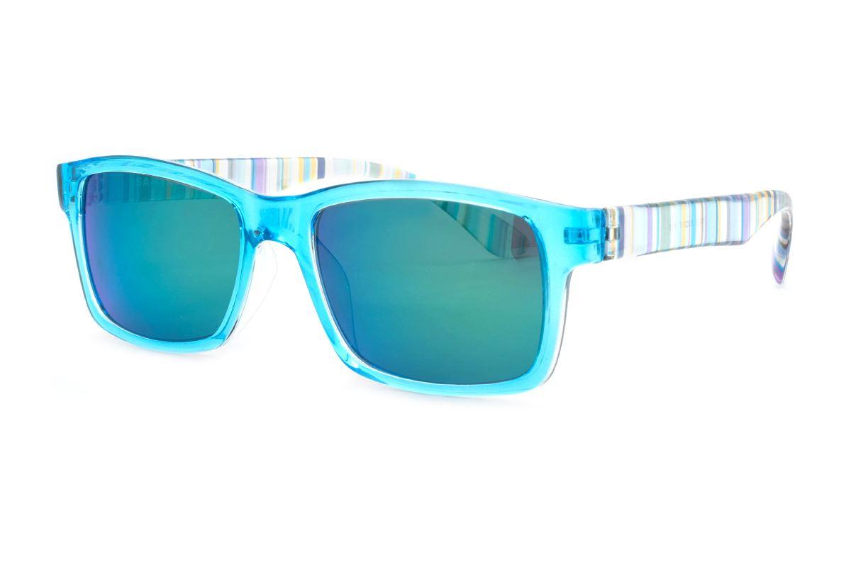 聖誕炫彩太陽眼鏡(FV509藍)1