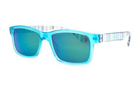 太陽眼鏡-聖誕炫彩太陽眼鏡(FV509藍)