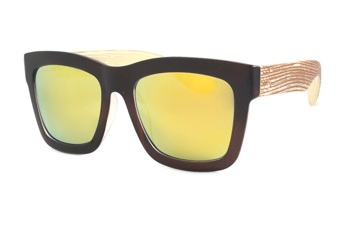 圣诞炫彩太阳眼镜(F2039黑棕)1
