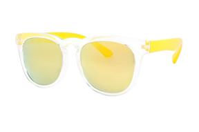 三獎獎品-聖誕炫彩太陽眼鏡(F2034透明黃)