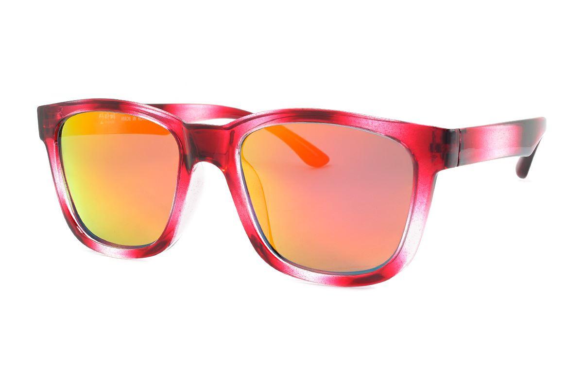 聖誕炫彩太陽眼鏡(FR583紅漸層)1