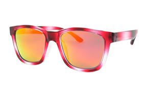 太陽眼鏡-聖誕炫彩太陽眼鏡(FR583紅漸層)