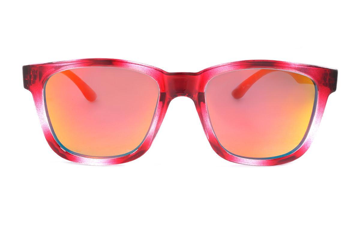 聖誕炫彩太陽眼鏡(FR583紅漸層)2