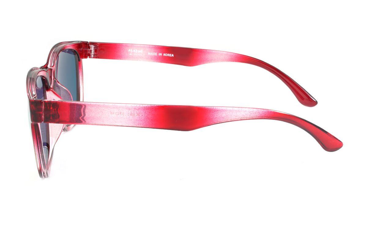 聖誕炫彩太陽眼鏡(FR583紅漸層)3