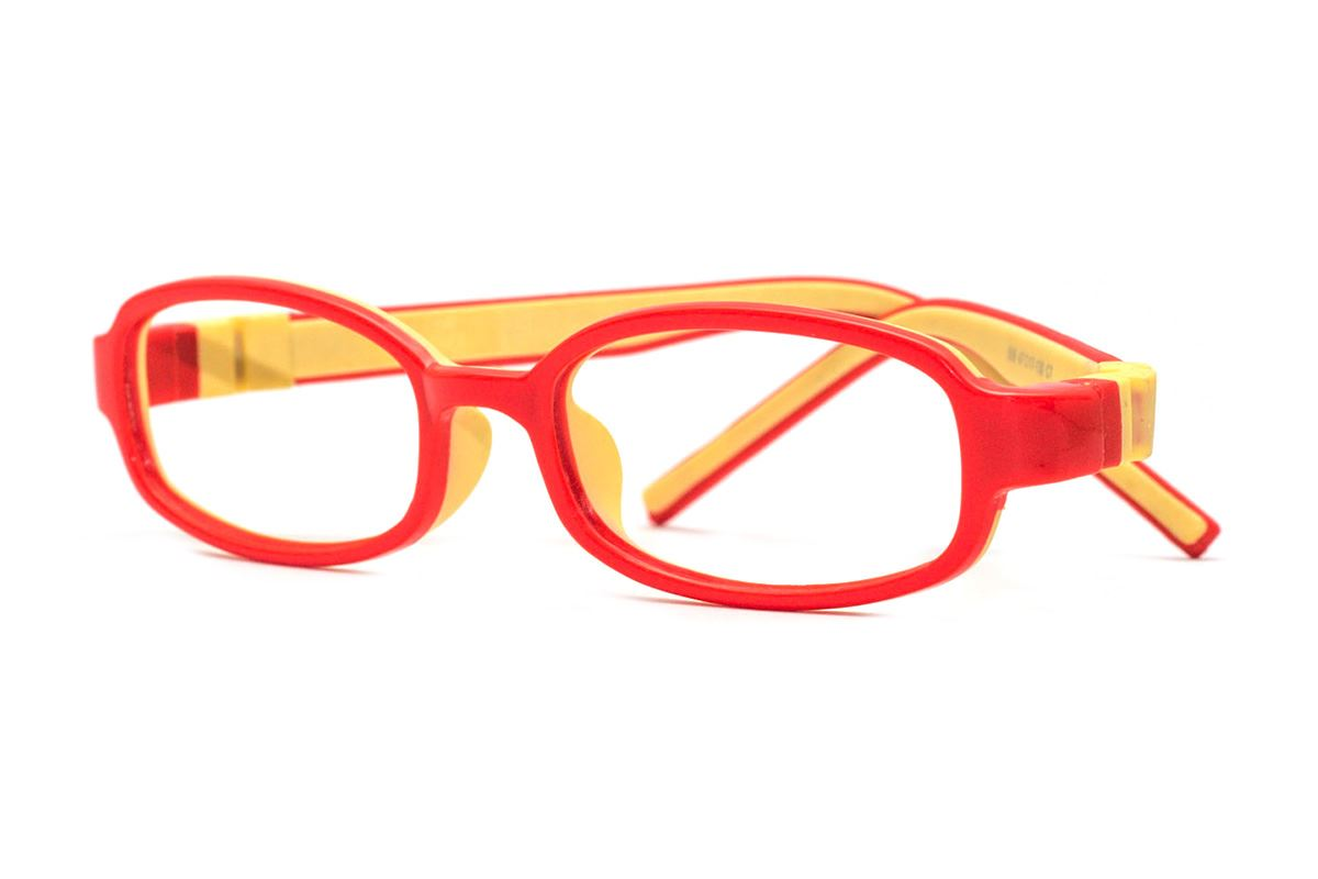 嚴選兒童全矽膠眼鏡 509-RE1
