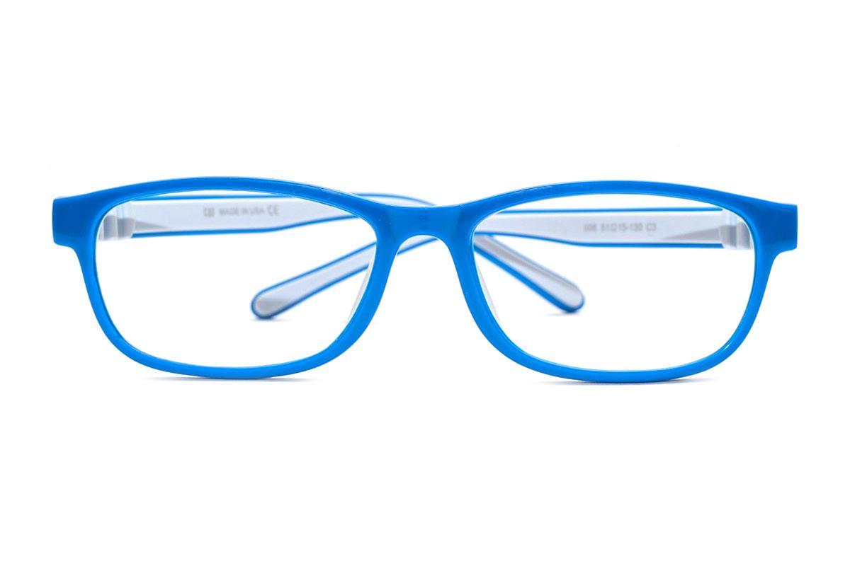 嚴選兒童全矽膠眼鏡 F508-BE2