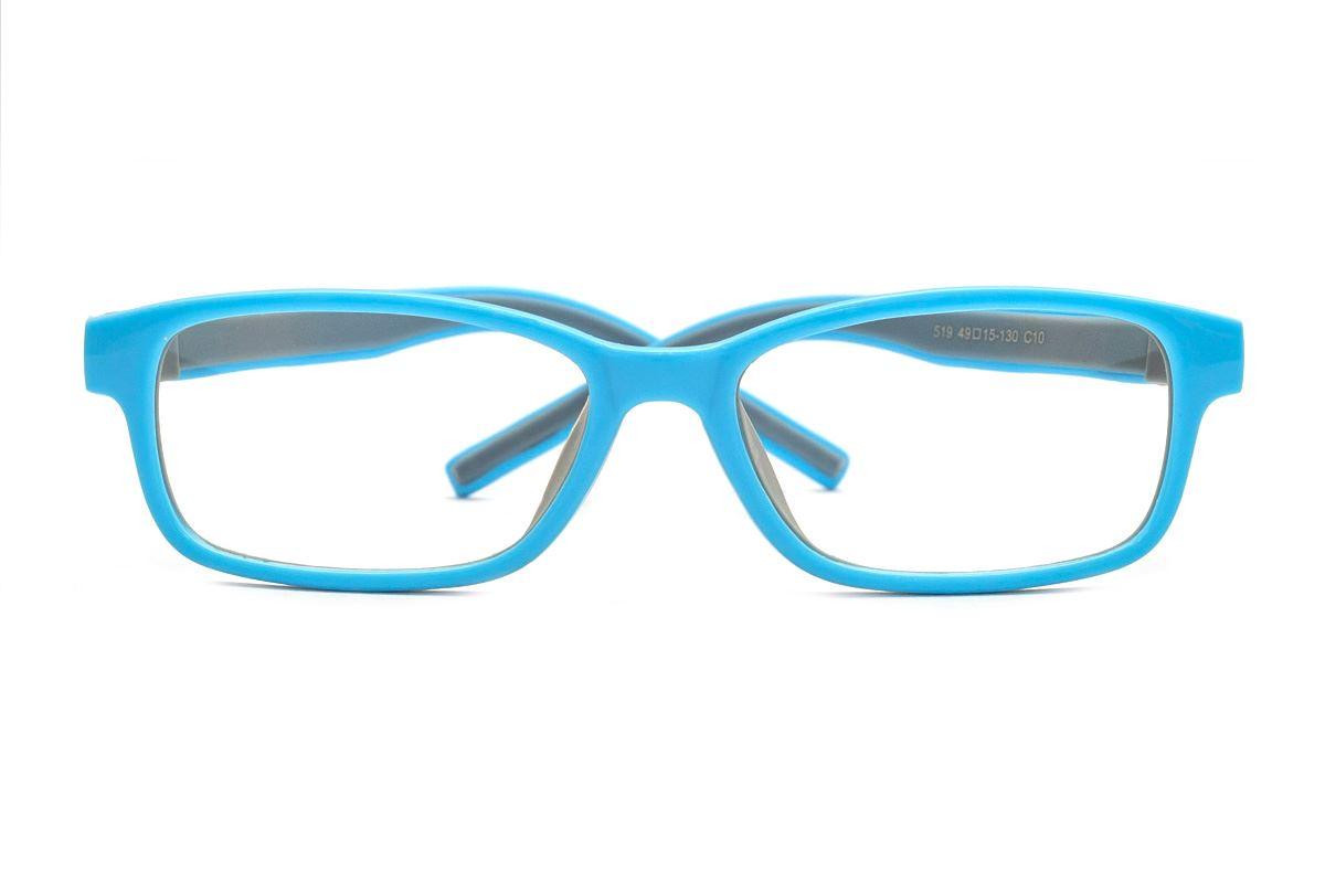 嚴選兒童全矽膠眼鏡 F519-GR2