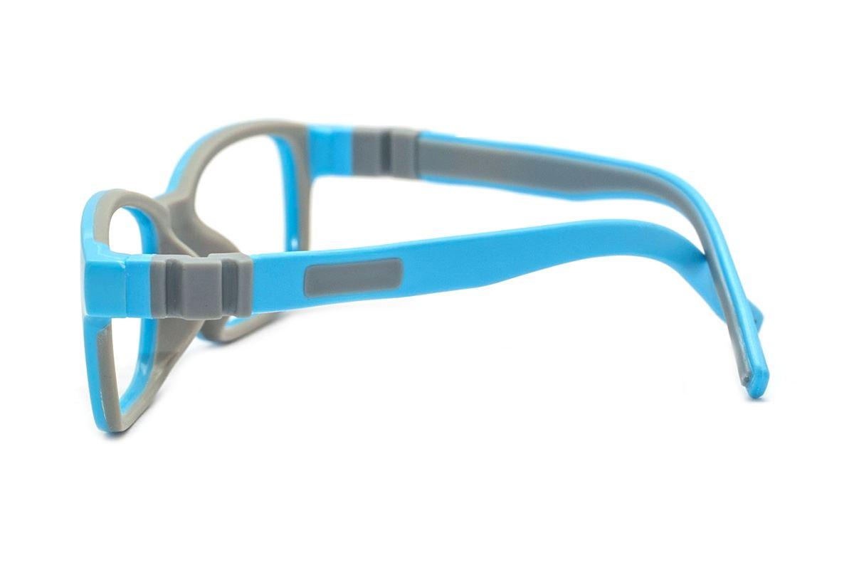 嚴選兒童全矽膠眼鏡 F519-GR3