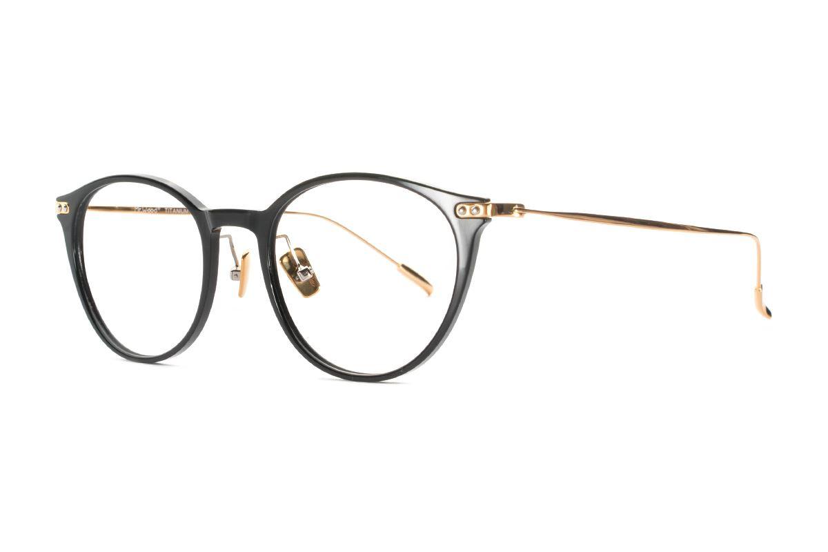 严选钛脚眼镜 M5092-BG1