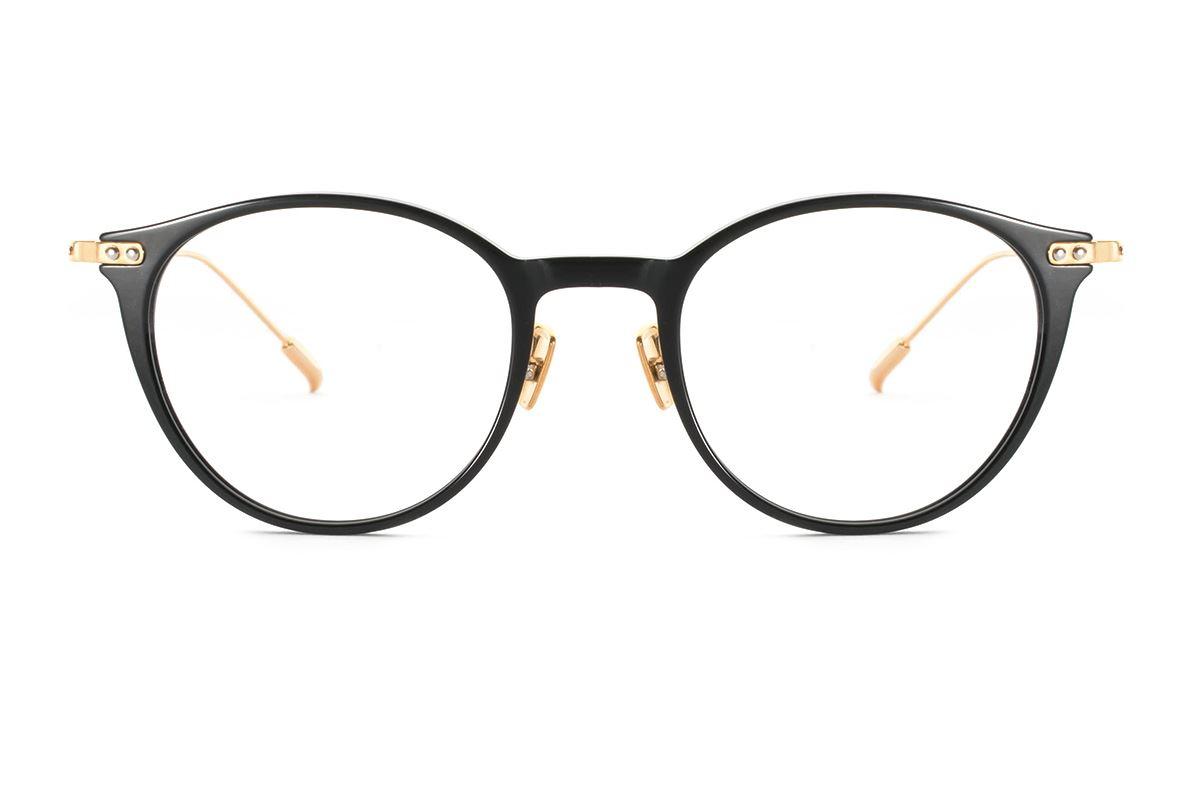 严选钛脚眼镜 M5092-BG2