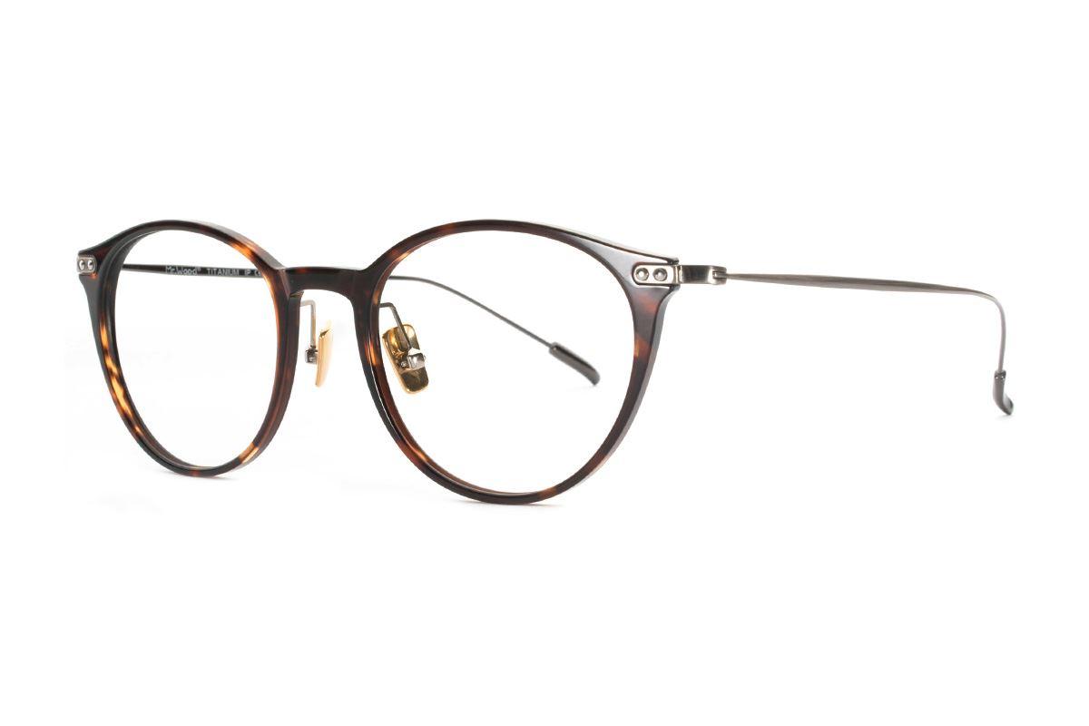 严选钛脚眼镜 M5092-AM1