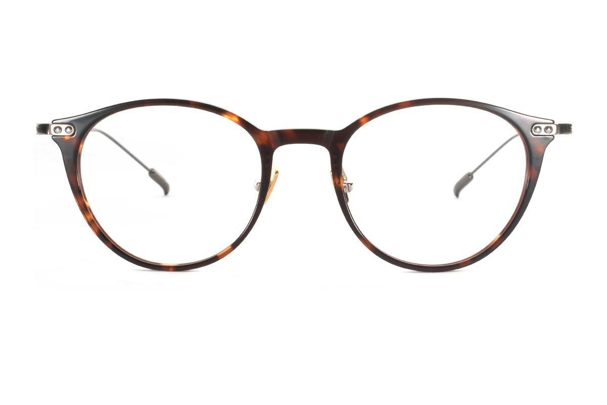 严选钛脚眼镜 M5092-AM2