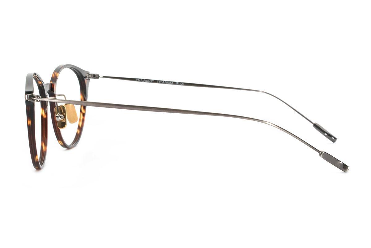 严选钛脚眼镜 M5092-AM3