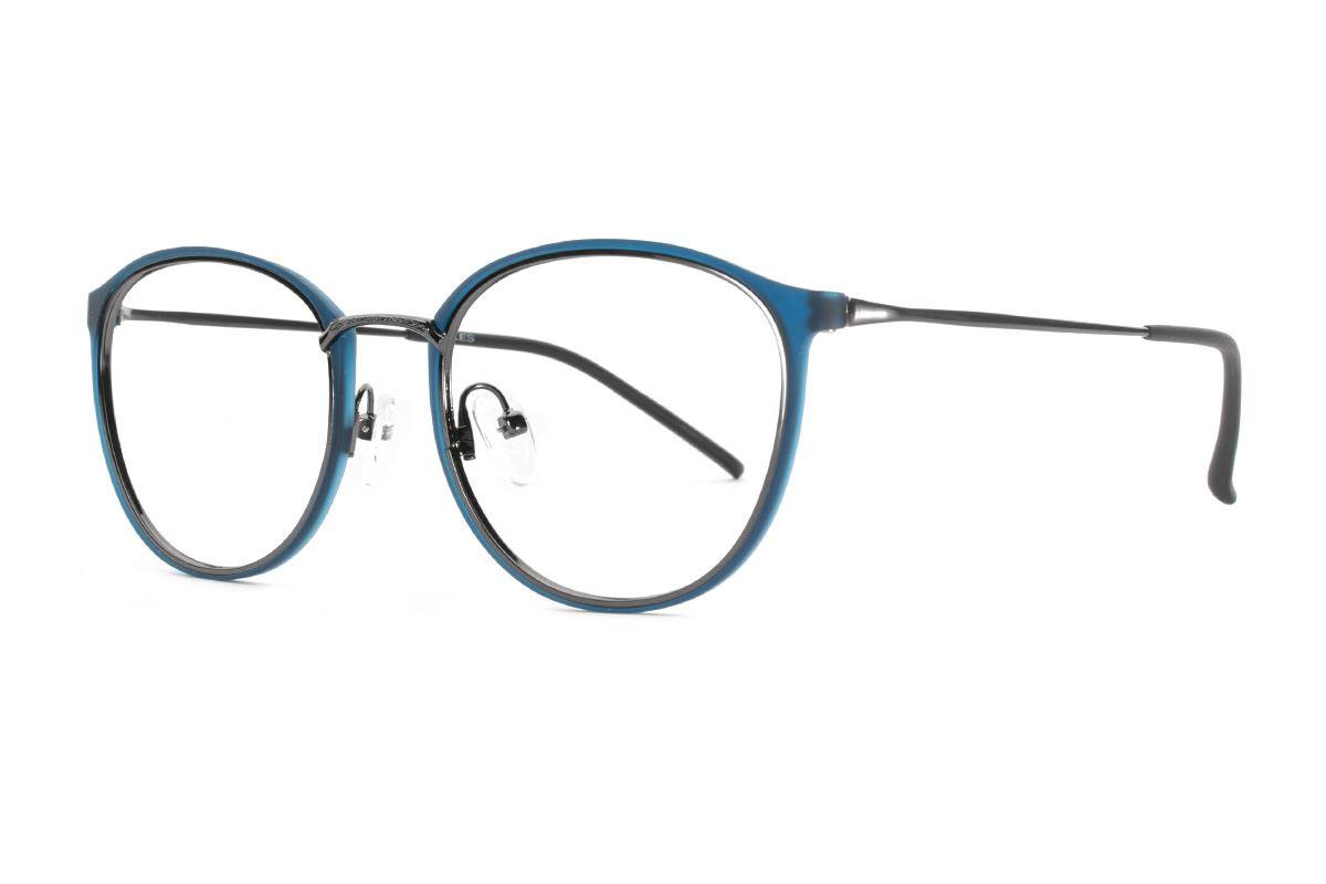严选质感眼镜 H1039-BU1