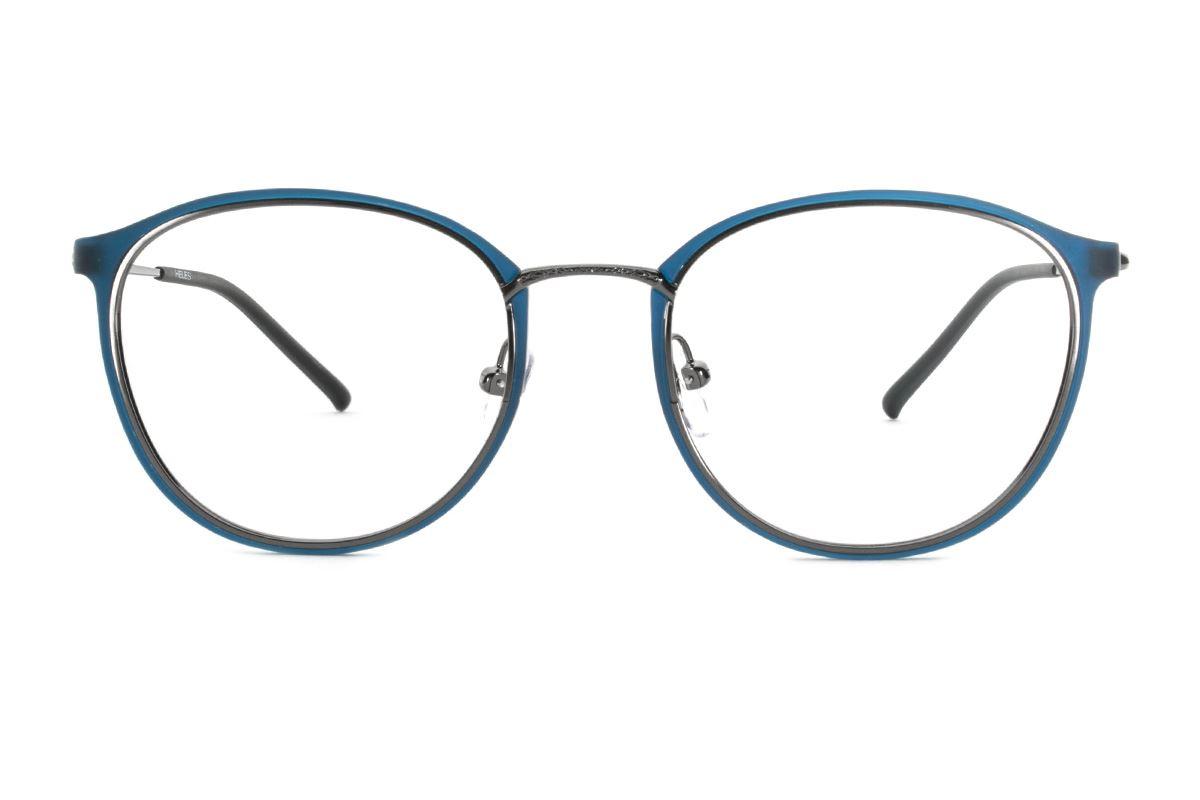严选质感眼镜 H1039-BU2