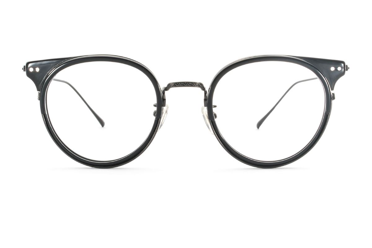 嚴選高質感鈦鏡框 11402-BA2