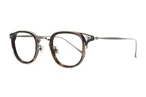 眼镜镜框-严选高质感纯钛眼镜 11401-AM