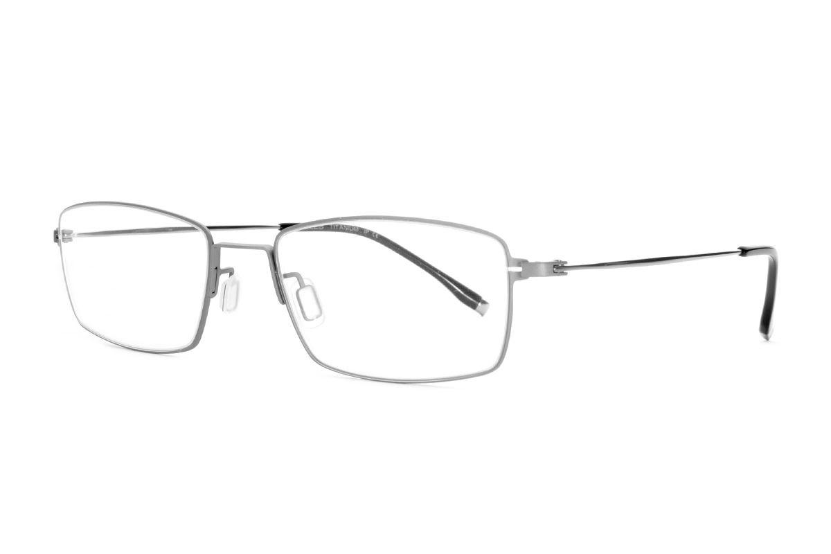 嚴選高質感鈦鏡框 6250-SI1