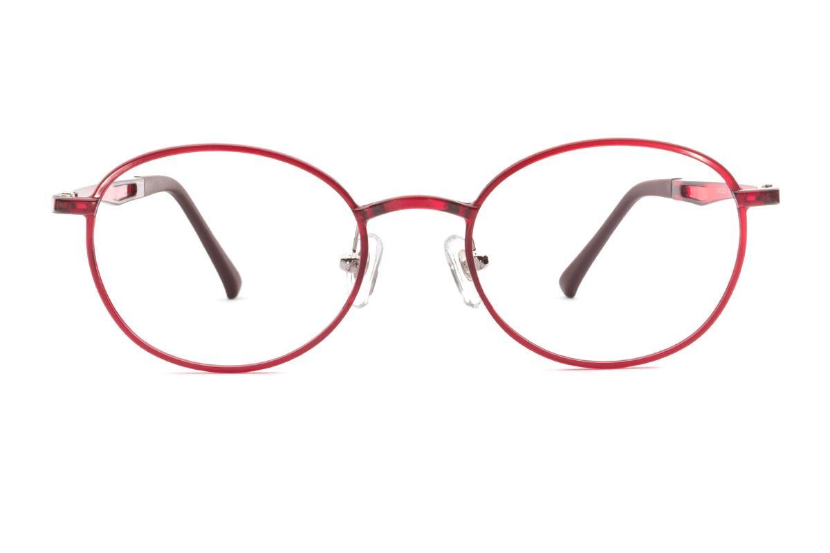 严选韩制塑钢眼镜 FMD325-RE2