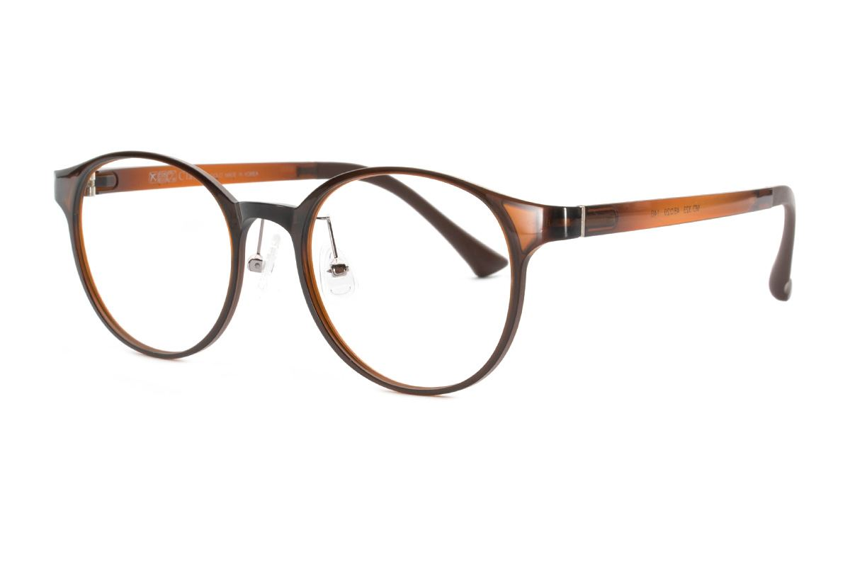 严选韩制塑钢眼镜 FMD323-BO1