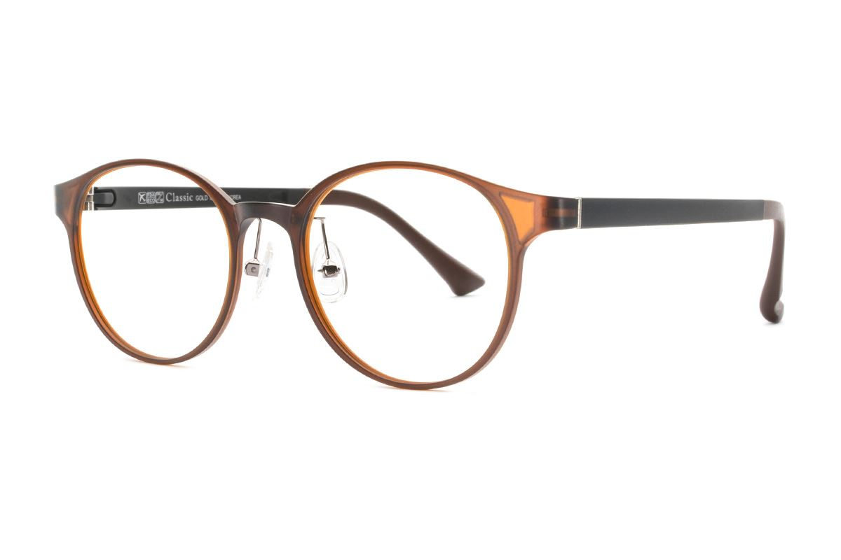 嚴選韓製塑鋼眼鏡 FMD323-BO1